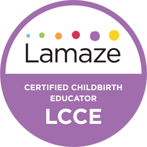 Lamaze Certified Childbirth Educator