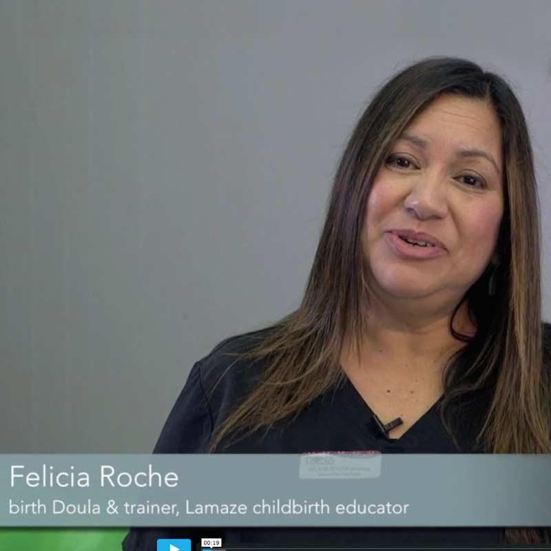 Felicia Roche, Instructor